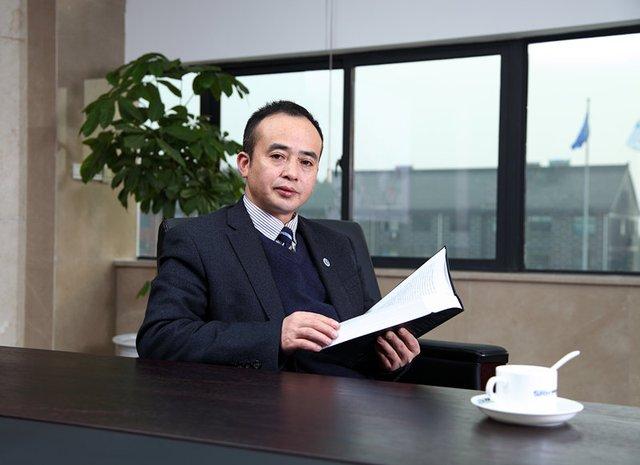 森赫电梯董事长李东流