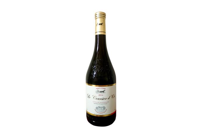 金赛马干红葡萄酒