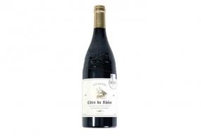 古老帆船干红葡萄酒